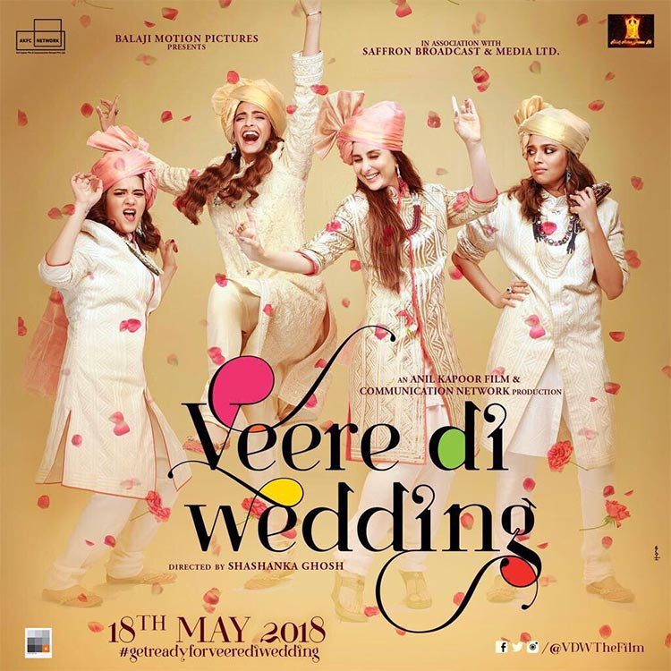 Release date of Veere Di Wedding announced