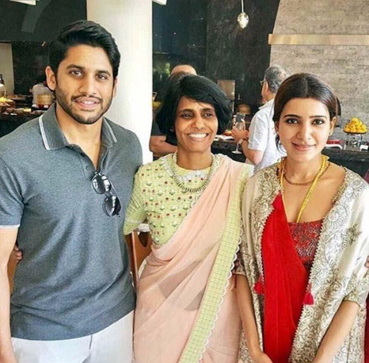 Samantha Ruth Prabhu and Naga Chaitanya make the most lovely couple