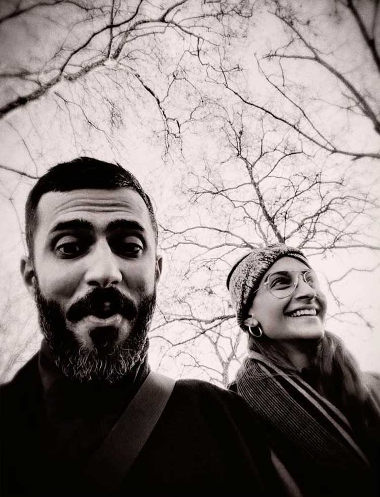 Sonam Kapoor's beautiful Christmas message with Anand Ahuja