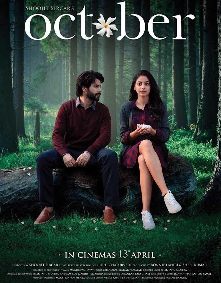 Varun Dhawan and Banita Sandhu look ethereal in this October poster