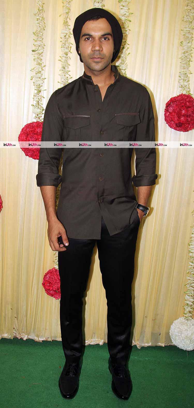 Rajkummar Rao at Ekta Kapoor's Diwali Party