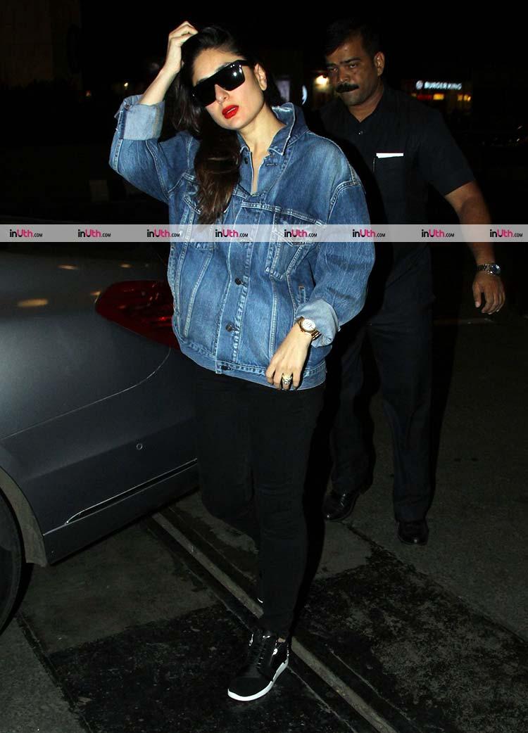 Kareena Kapoor's airport look for her flight to Thailand is hot