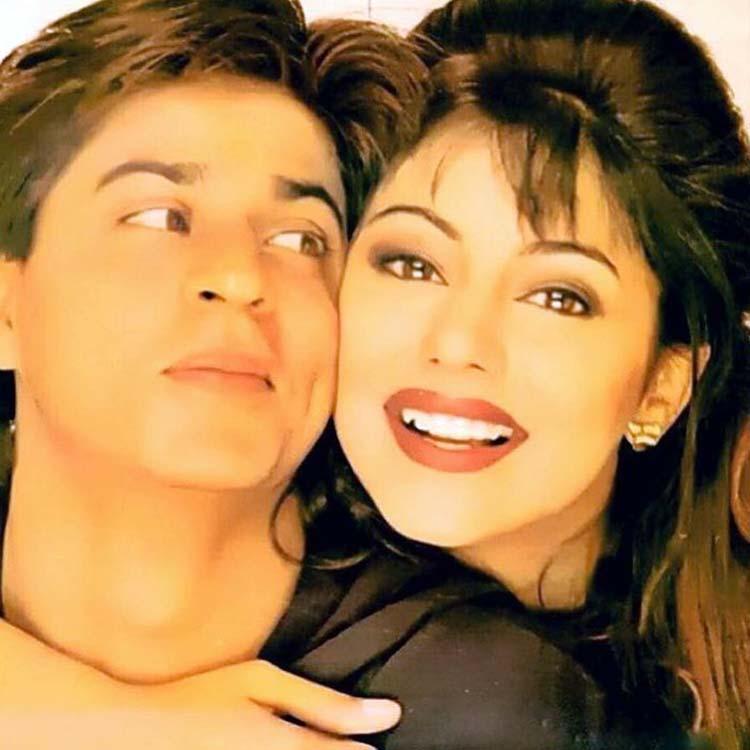 Shah Rukh Khan and Gauri's wedding anniversary