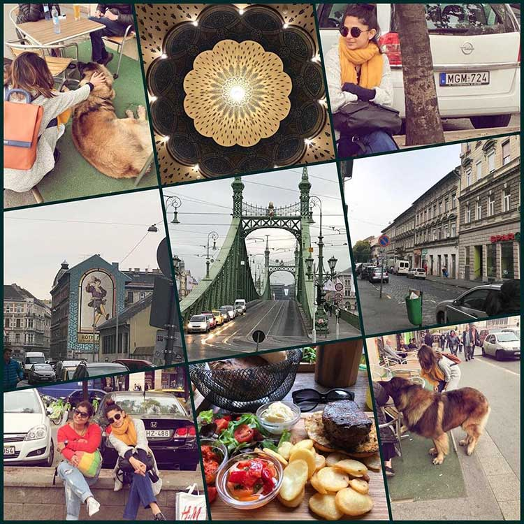 Jennifer Winget's dreamy Budapest vacation