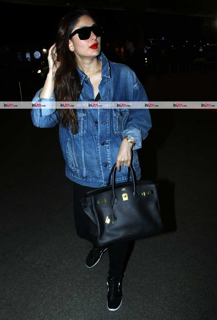 Kareena Kapoor leaving for Thailand to shoot for Veere Di Wedding