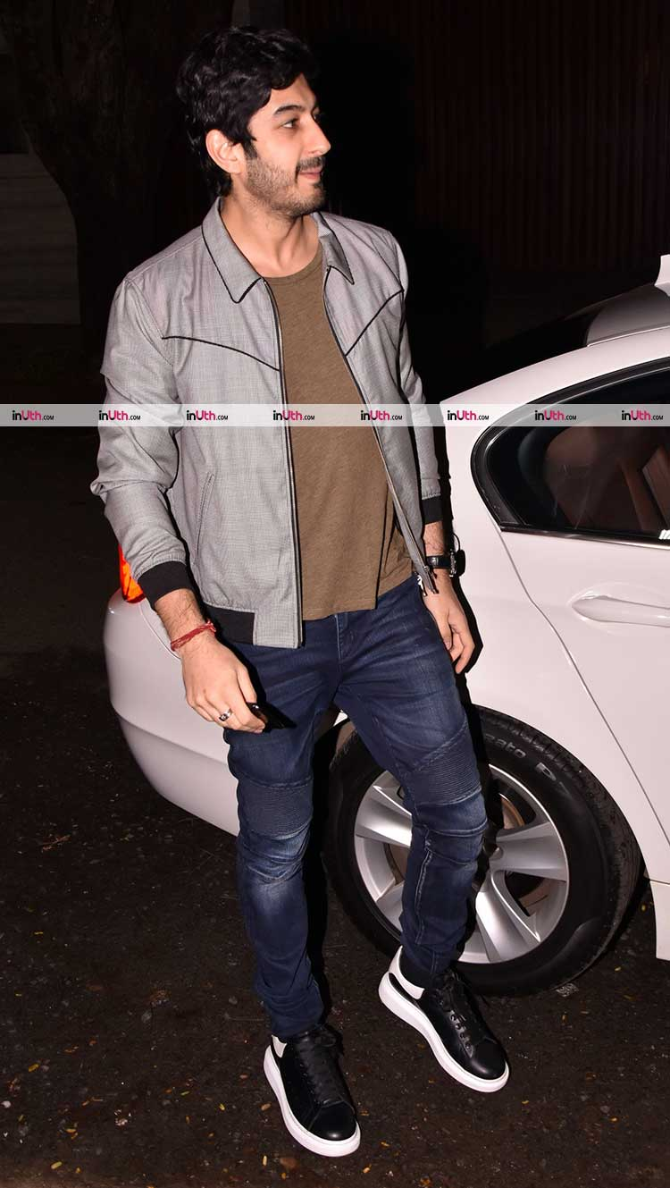 Mohit Marwah at Akshay Kumar's Diwali Party