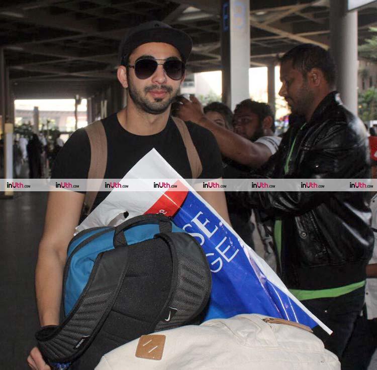 Abhishek Verma return to Mumbai from Budapest