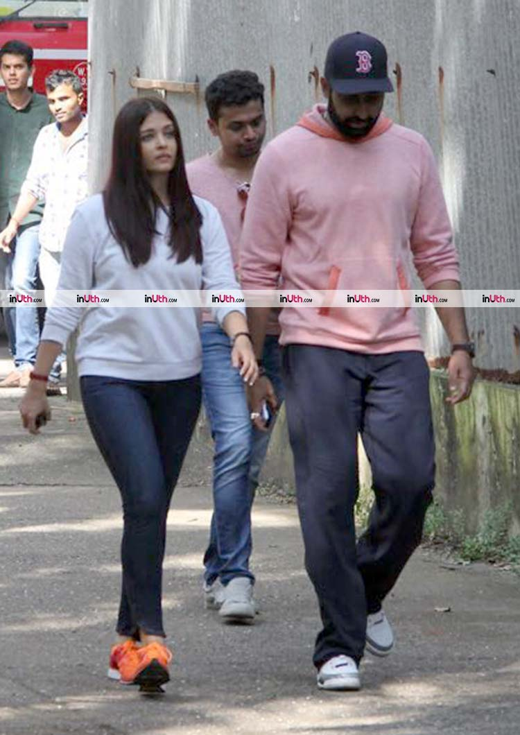 Aishwarya Rai's mother's building catches fire