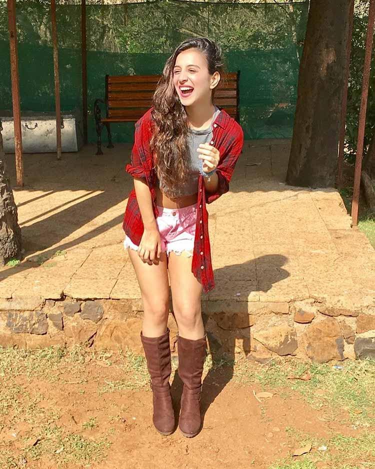 Bigg Boss 11 contestant Benafsha Soonawalla's smile is infectious