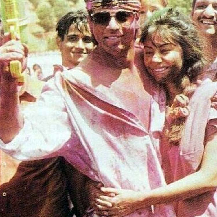 Gauri and Shah Rukh Khan got married on October 25, 1991