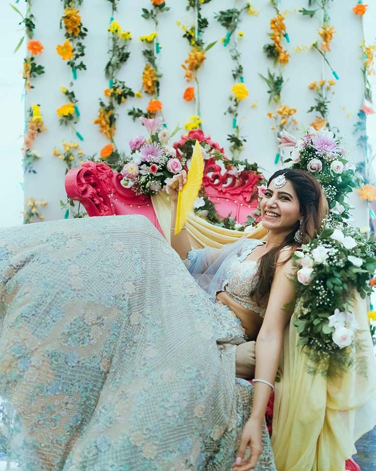 Samantha Ruth Prabhu is making us swoon over her bridal glow