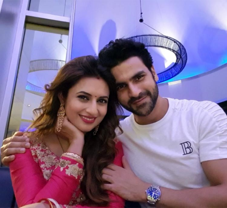 Divyanka Tripathi and Vivek Dahiya on Karva Chauth