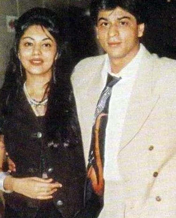Gauri and Shah Rukh Khan are one of the most beautiful Bollywood couples