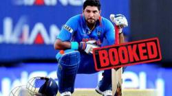 Yuvraj Singh in TROUBLE, booked for domestic violence by sister-in-law Akanksha Sharma