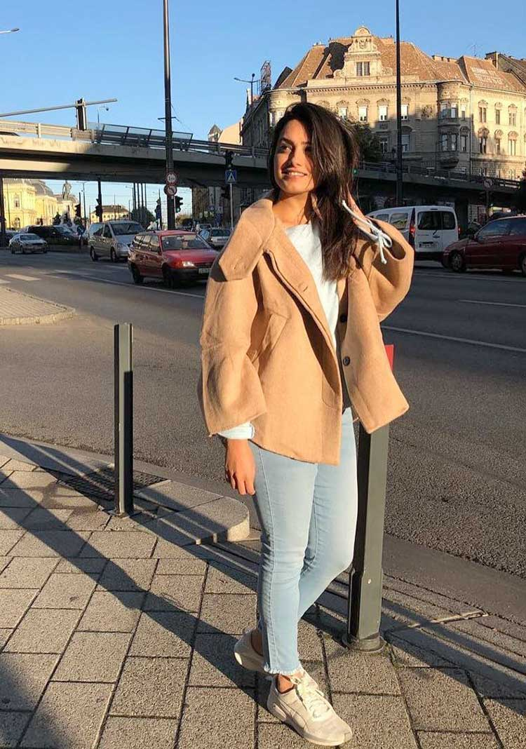 Anita Hassanandani's beautiful travel shenanigans from Budapest