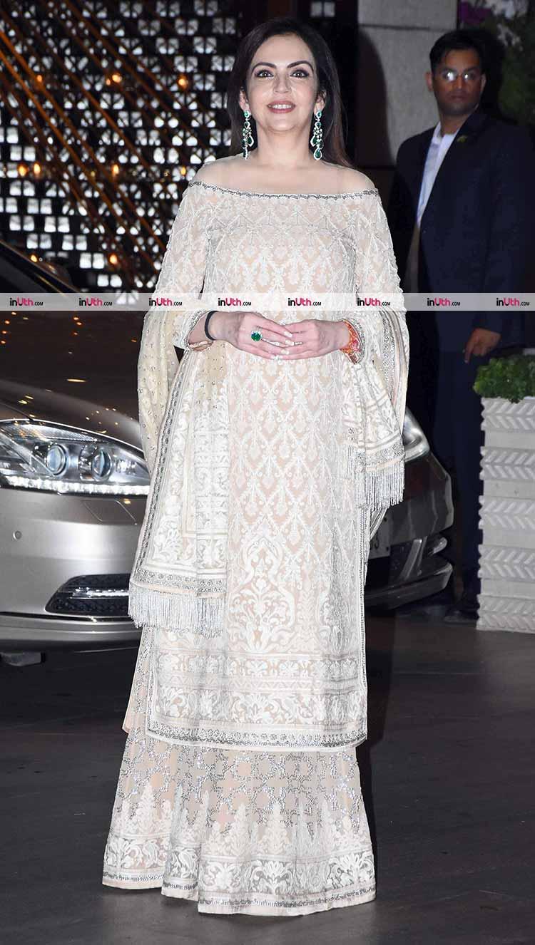 Nita Ambani host a party for Bollywood celebs post MAMI film festival