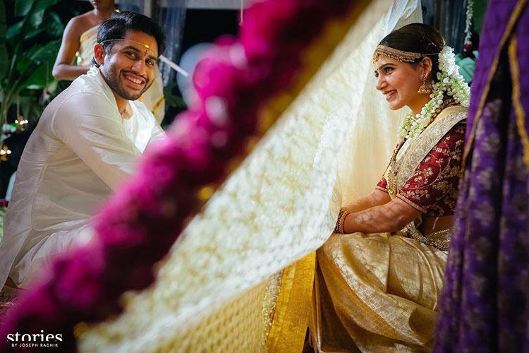 Samantha Ruth Prabhu and Naga Chaitanya's Hindu wedding