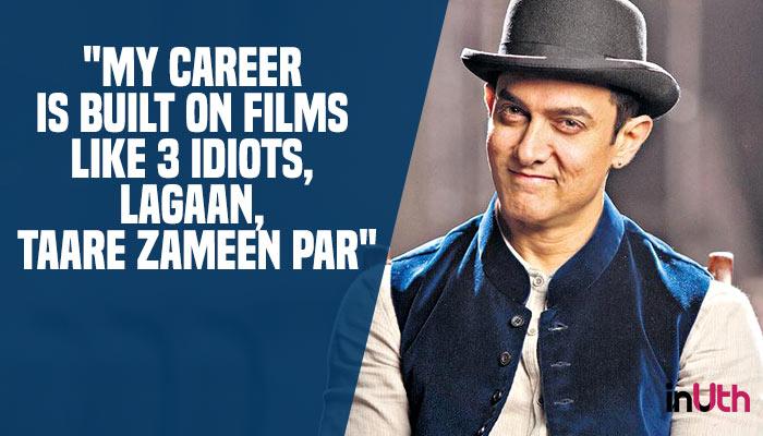 Aamir Khan talks about stardom (Chetan Kamal/InUth)