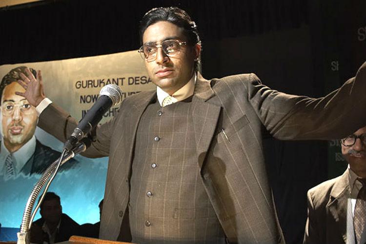 Abhishek Bachchan in Guru