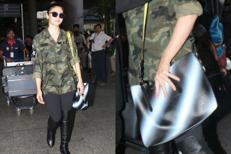 Dear Alia Bhatt, spending approx Rs 2 lakh on this ugly looking bag is a total waste of money