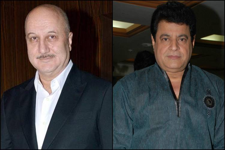 Anupam Kher appointed as the new FTII chairman after Gajendra Chauhan