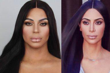 Ariel Diaz as Kim Kardashian