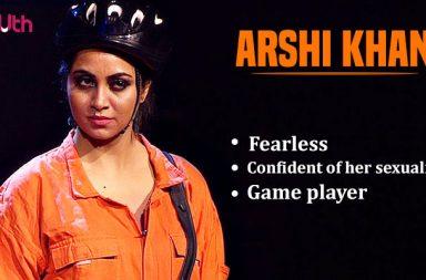 Arshi Khan, Bigg Boss 11