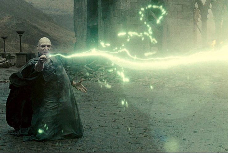 Expelliarmus To Avada Kedavra 10 Of The Most Powerful Spells In The Harry Potter Universe