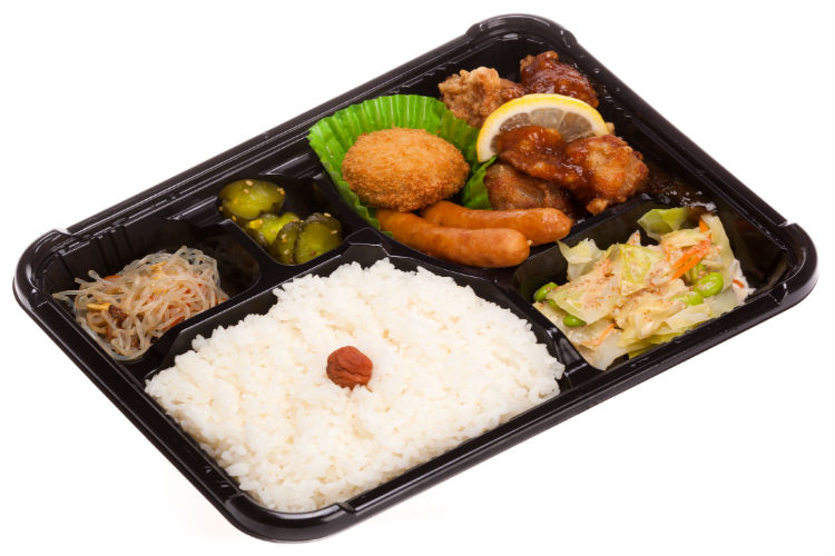 Bento, japanese food