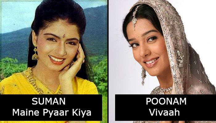 7 Bollywood female characters that were too perfect and sanskaari to bereal