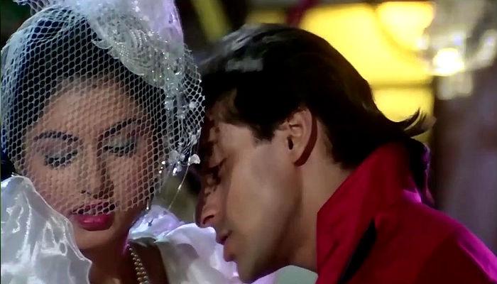 Bhagyashree, Salman Khan Maine Pyaar Kiya