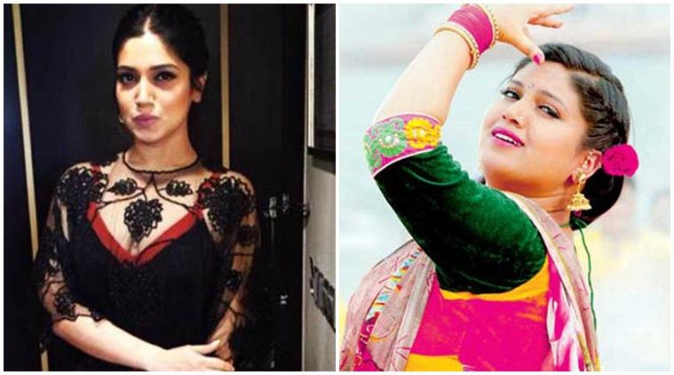 Bhumi Pednekar transformation