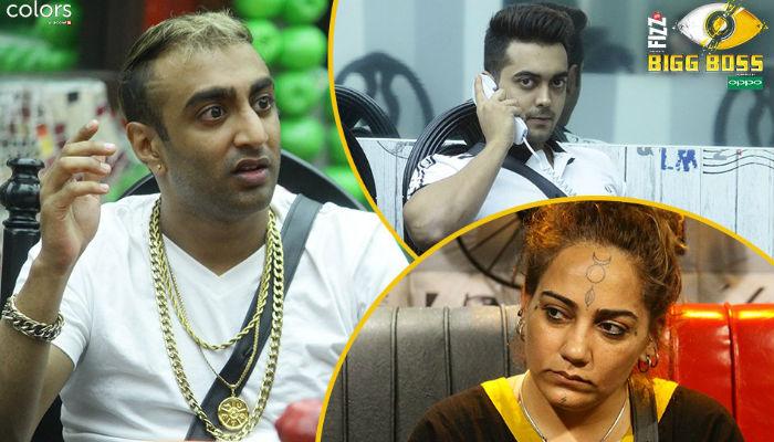 Akash Dadlani, Shivani Durga, Luv Tyagi, Bigg Boss 11 contestants
