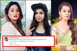 Bigg Boss 11: Twitter backs Dhinchak Pooja after Hina Khan and Shilpa Shinde bully her