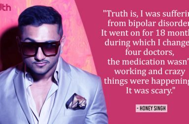 Bipolar disorder, Honey Singh
