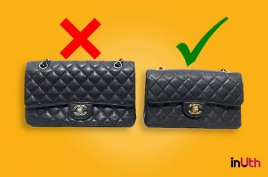 How to spot fake designer bag