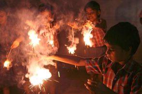 Firecrackers, Fireworks, Diwali, Ban
