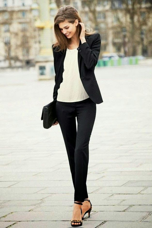 1e65a2fa9a884 7 outfit ideas that you can wear on your first day at work!