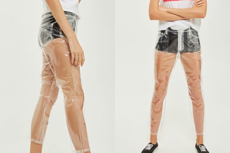 Clear Jeans