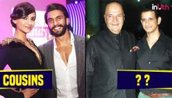 8 Bollywood celebrities we bet you didn't know were related to each other