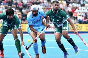 India vs Pakistan, Hockey Asia Cup Super 4 Live