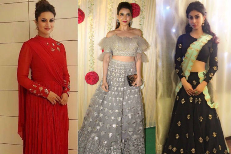 Divyanka Tripathi to Mouni Roy: 7 traditional outfits inspiration you can take from TV celebs this Diwali