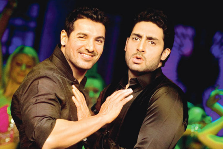 Dostana Film Image for InUth