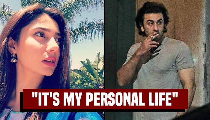 Here's what Mahira Khan has to say about smoking with Ranbir Kapoor