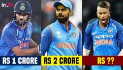 Indian cricketers' salaries 2017: How much do your favourite cricketers earn?