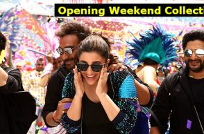 Golmaal Again, Opening Weekend box office, Ajay Devgn