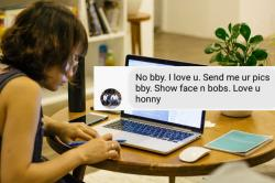 "British woman hilariously trolls Indian scammer begging for money and ""bob pics"""