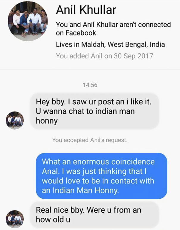 British Woman Hilariously Trolls Indian Scammer Begging For Money And -1568