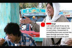 Indian Mom Schools Son On Sexual Harassment Joke