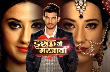 Ishq Mein Mar Jawan tv show poster